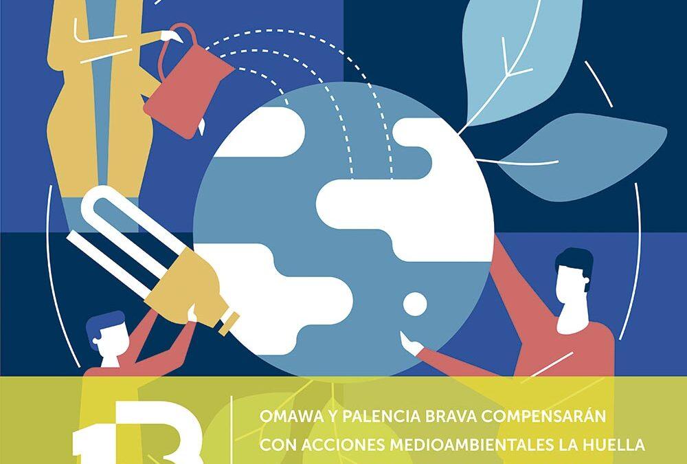 Palencia Brava, compensará la huella de carbono de las patatas bravas